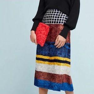 Anthropologie Norblack Norwhite Skirt